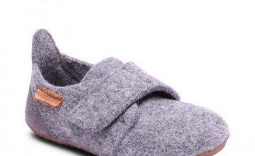 Les pantoufles en laine Bisgaard sont arrivées! Du rose, du gris, de l'anthracite avec ou sans velcro