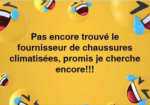 Chaud !!