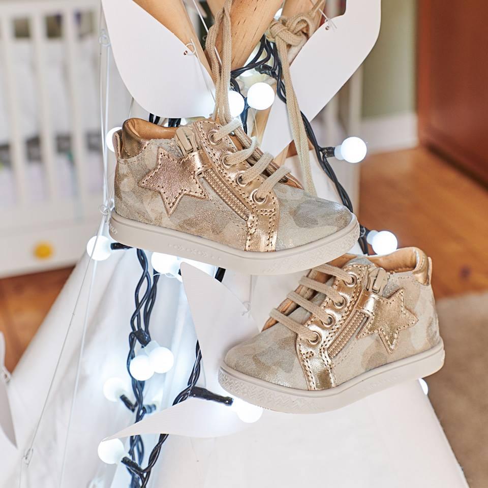 Nouvelle Co', nous on adore le thème camouflage paillettes!!🔝😍