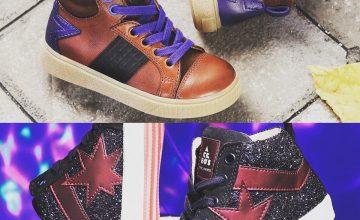 L'étoile sur le talon pour les garçons et sur le côté pour les filles !#diabolomenthebayeux#acebos#ibuyinbayeux#chaussuresenfants#kidshoes