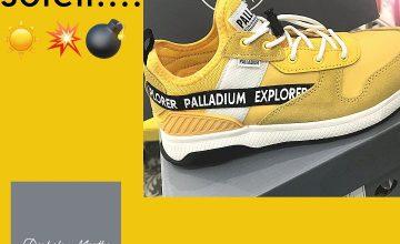 Coup de #diabolomenthebayeux#ibuyinbayeux#chaussuresenfants#palladium#bayeux#bayeuxshopping#centreville