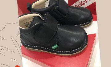 Les petits garçons seront élégants cet hiver ! #diabolomenthebayeux#chaussuresenfants#bayeux#kickers